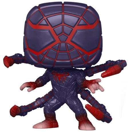 Figurine Funko Pop Marvel's Spider-Man: Miles Morales #773 Miles Morales Matière Programmable