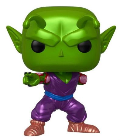 Figurine Funko Pop Dragon Ball #704 Piccolo - Métallique