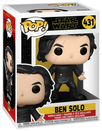 Figurine Funko Pop Star Wars 9 : L'Ascension de Skywalker #431 Ben Solo