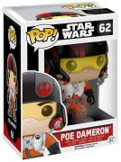 Figurine Funko Pop Star Wars 7 : Le Réveil de la Force #62 Poe Dameron