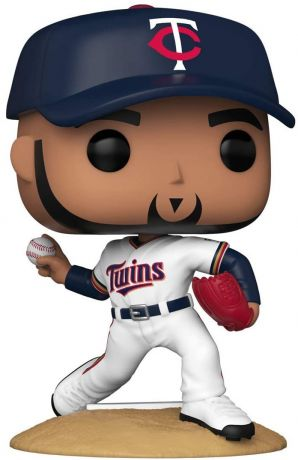 Figurine Funko Pop MLB : Ligue Majeure de Baseball #70 Jose Berrios
