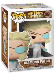 Figurine Funko Pop Infinity Warps #861 Diamond Patch
