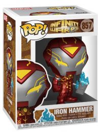 Figurine Funko Pop Infinity Warps #857 Iron Hammer