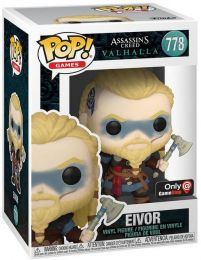 Figurine Funko Pop Assassin's Creed #778 Eivor