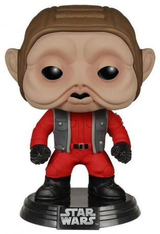 Figurine Funko Pop Star Wars 7 : Le Réveil de la Force #82 Nien Nunb