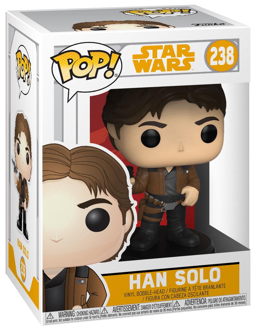 Funko 26974 Pop Star Wars Han Solo