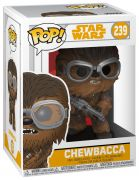 Figurine Funko Pop Solo : A Star Wars Story #239 Chewbacca