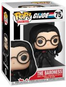 Figurine Pop Hasbro #75 La Baronne - G.I Joe