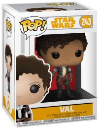 Figurine Funko Pop Solo : A Star Wars Story #243 Val