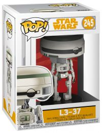 Figurine Funko Pop Solo : A Star Wars Story #245 L3-37