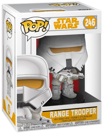 Figurine Funko Pop Solo : A Star Wars Story #246 Range Trooper