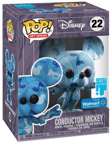 Figurine Funko Pop Mickey Mouse [Disney] #22 Chef d'orchestre Mickey