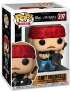 Figurine Pop Bret Michaels #207 Bret Michaels