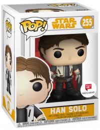 Figurine Funko Pop Solo : A Star Wars Story #255 Han Solo - Tenue de vol
