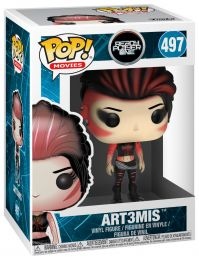 Figurine Funko Pop Ready Player One #497 Art3mis