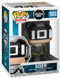 Figurine Funko Pop Ready Player One #503 Sixer