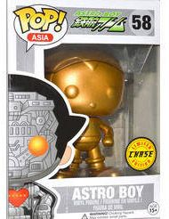 Figurine Funko Pop Astro Boy #58 Astro Boy or [Chase]