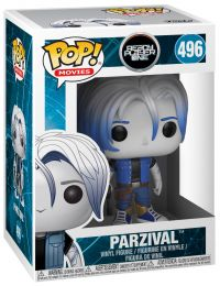 Figurine Funko Pop Ready Player One #496 Parzival