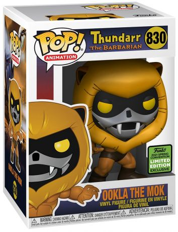 Figurine Funko Pop Hanna-Barbera #830 Ookla the Mok
