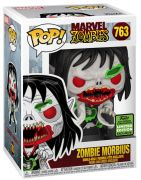 Figurine Pop Marvel Zombies #763 Morbius Zombie