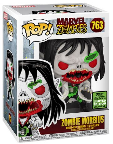 Figurine Funko Pop Marvel Zombies #763 Morbius Zombie