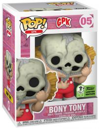 Figurine Funko Pop Les Crados #5 Bony Tony