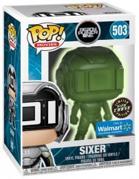 Figurine Funko Pop Ready Player One #503 Sixer - Jade - Brille dans le Noir [Chase]