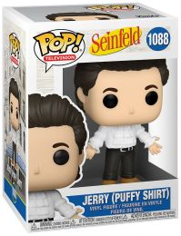 Figurine Funko Pop Seinfeld #1088 Jerry Puffy Shirt