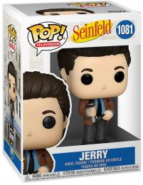 Figurine Funko Pop Seinfeld #1081 Jerry Standup