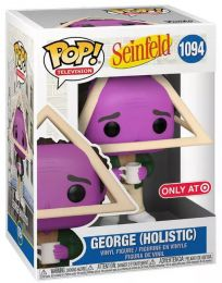Figurine Funko Pop Seinfeld #1094 George Holistic