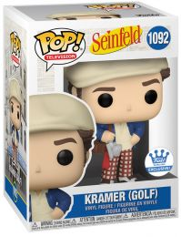 Figurine Funko Pop Seinfeld #1092 Kramer Golf