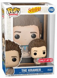 Figurine Funko Pop Seinfeld #1102 The Kramer