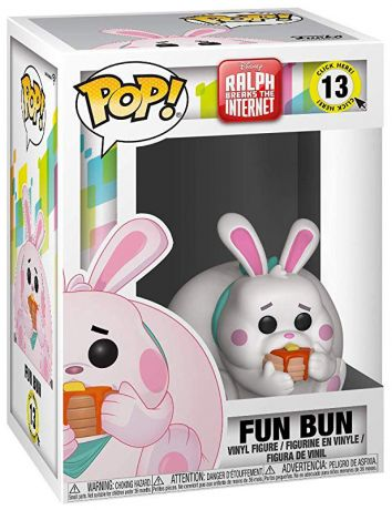 Figurine Funko Pop Ralph 2.0 [Disney] #13 Fun Bun