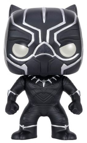Figurine Funko Pop Captain America : Civil War [Marvel] #130 Black Panther