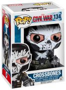 Figurine Funko Pop Captain America : Civil War [Marvel] #134 Crossbones