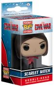 Figurine Funko Pop Captain America : Civil War [Marvel] #0 Wanda Maximoff - Porte-clés