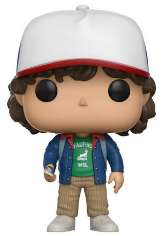 Figurine Funko Pop Stranger Things #424 Dustin
