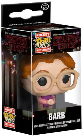 Figurine Funko Pop Stranger Things #00 Barb - Porte-clés