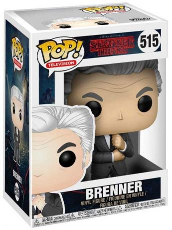 Figurine Funko Pop Stranger Things #515 Brenner