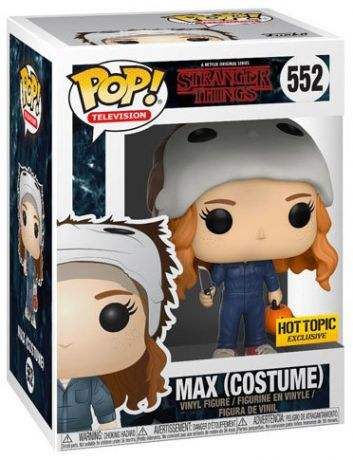 Figurine Funko Pop Stranger Things #552 Max - Costume