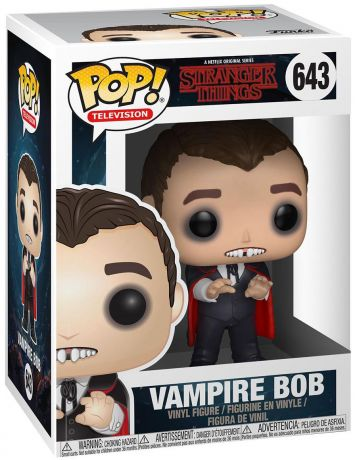 Figurine Funko Pop Stranger Things #643 Vampire Bob