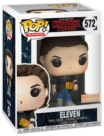 Figurine Funko Pop Stranger Things #572 Onze - Punk