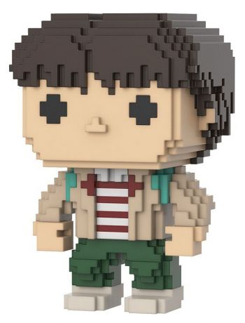 Figurine Funko Pop Stranger Things #17 Mike - 8-Bit