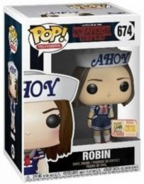 Figurine Funko Pop Stranger Things #674 Robin - Ahoy