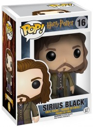 Figurine Funko Pop Harry Potter 6570 - Sirius Black (16) pas chère