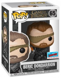 Figurine Funko Pop Game of Thrones #65 Béric Dondarrion