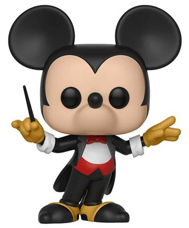 Figurine Funko Pop Mickey Mouse - 90 Ans [Disney] #428 Mickey Chef d'Orchestre