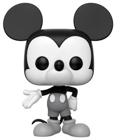 Figurine Funko Pop Mickey Mouse - 90 Ans [Disney] #457 Mickey Mouse - 25 cm