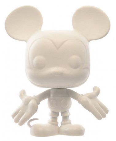 Figurine Funko Pop Mickey Mouse - 90 Ans [Disney] #01 Mickey Mouse - A Faire Soi-Même