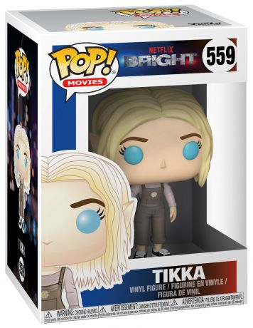 Figurine Funko Pop Bright #559 Tikka